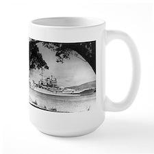 USS New Mexico Ship's Image Mug