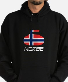 Norway Curling Hoodie (dark)