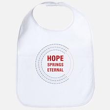 Hope Springs Eternal Bib