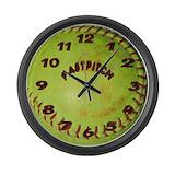 Softball Giant Clocks