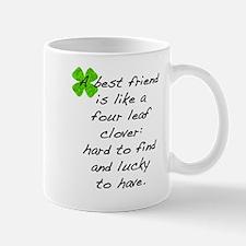 Cute Four leaf clover Mug