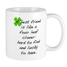 Cute Irish luck Mug