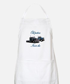 Old Peter Never Die Apron