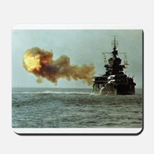 USS Idaho Ship's Image Mousepad