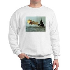 USS Idaho Ship's Image Sweatshirt