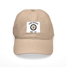 USS Idaho BB 42 Baseball Cap