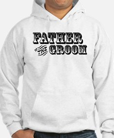 Father of the Groom - Old West Jumper Hoody