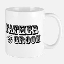 Father of the Groom - Old West Mug