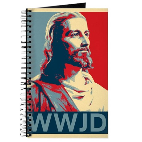 Jesus - WWJD Journal
