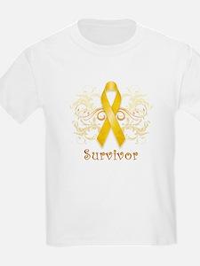 Childhood Cancer Survivor T-Shirt