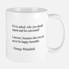 George Whitefield Mug