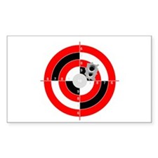 Target Shooting Decal
