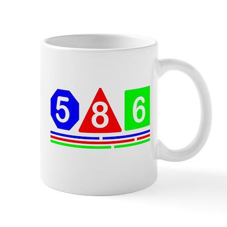 586 Modern design Mug