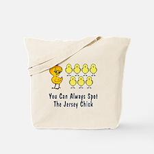 Jersey Girls Tote Bag