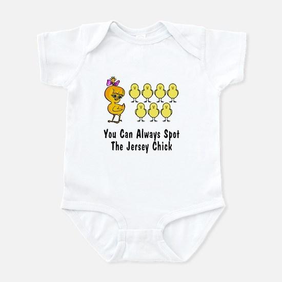 Jersey Girls Infant Bodysuit