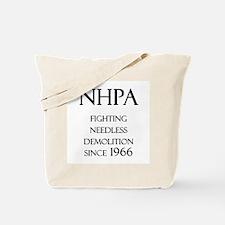 NHPA Tote Bag