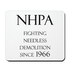 NHPA Mousepad