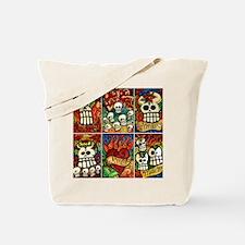 Day of the Dead Sugar Skulls Tote Bag