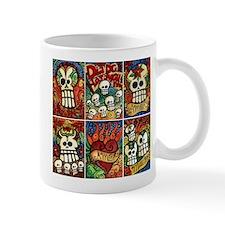 Day of the Dead Sugar Skulls Mug