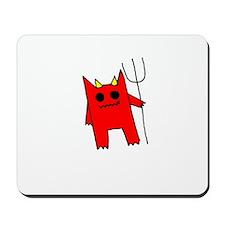 Red Devil Mousepad