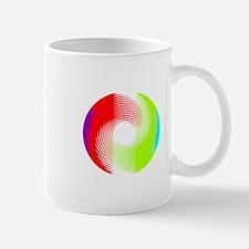 Colour Swirl Mug