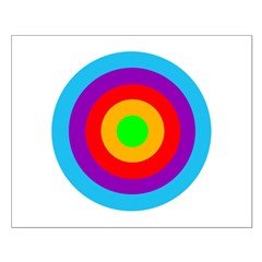 Colour Target Posters