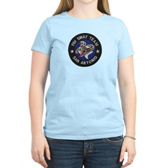 FBI San Antonio SWAT Women's Light T-Shirt