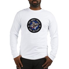 FBI San Antonio SWAT Long Sleeve T-Shirt