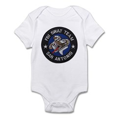 FBI San Antonio SWAT Infant Bodysuit