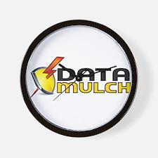 Cute Data shield Wall Clock
