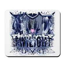 Twilight Mysterious Blue Mousepad