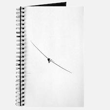 Cute Gliding Journal