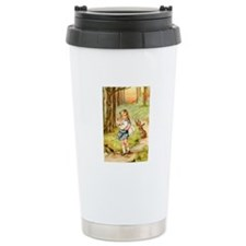 ALICE AND THE PIG BABY Travel Mug