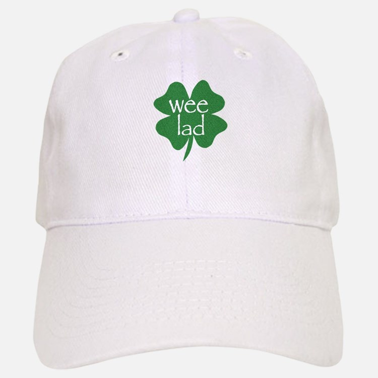 Wee Lad Irish Baseball Baseball Cap