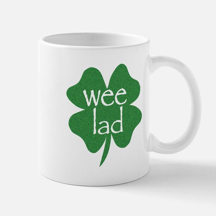 Wee Lad Irish Mug