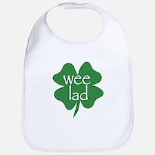 Wee Lad Irish Bib