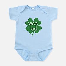 Wee Lad Irish Infant Bodysuit