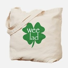 Wee Lad Irish Tote Bag