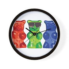 Gummi Wall Clock