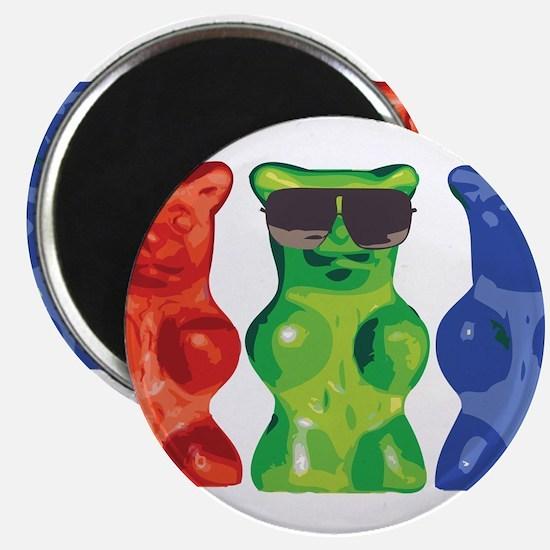 Gummi Magnet