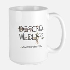 Defenders Large Mug