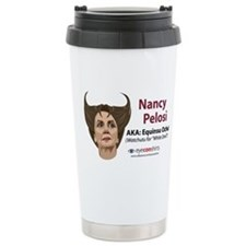 Nancy Pelosi, Travel Mug