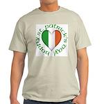 Tricolour Heart Light T-Shirt
