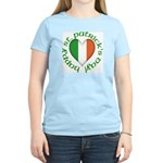 Tricolour Heart Women's Light T-Shirt