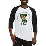 Wearin' of the Green Baseball Jersey