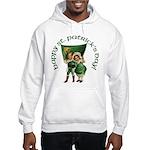 Wearin' of the Green Hooded Sweatshirt
