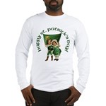 Wearin' of the Green Long Sleeve T-Shirt