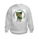 Wearin' of the Green Kids Sweatshirt