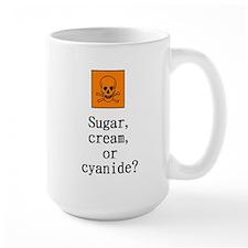 Large Cyanide Mug