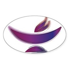 UU Painted Chalice Decal
